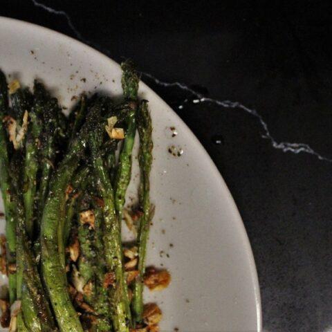 Low Histamine Asparagus Recipe