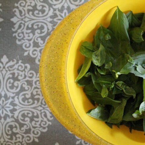 Low Histamine Pesto Recipe