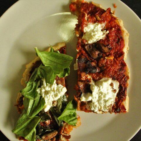 Low Histamine Pizza Dough Recipe