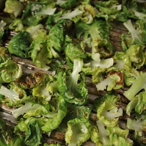 Crispy Low Histamine Brussels Sprouts Recipe